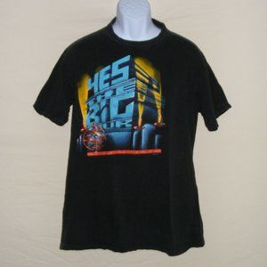 YES Concert Tee, L, Big Generator 1987 Off center